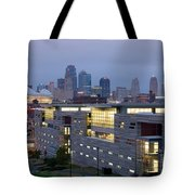 Irs Complex In Downtown Kansas City Mo Tote Bag