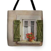 Irvillac Window Tote Bag
