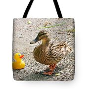 Is Everything Ducky? Tote Bag