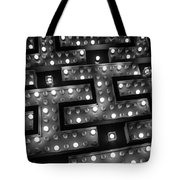 I's Of Las Vegas Tote Bag