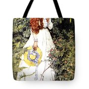Is She Not Pure Gold My Mistress Tote Bag
