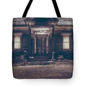 Is Someone Home Tote Bag