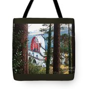 Isabella Through The Trees Tote Bag