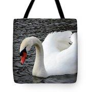 Isar Swan Tote Bag