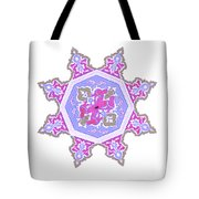 Islamic Art 06 Tote Bag