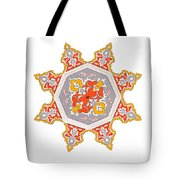 Islamic Art 08 Tote Bag