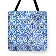 Islamic Tiles 01 Tote Bag
