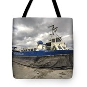 Island Express  Tote Bag