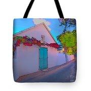 Island Home Tote Bag
