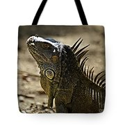 Island Lizards Three Tote Bag
