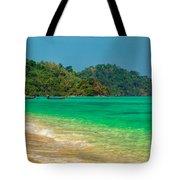 Island Longboats Tote Bag