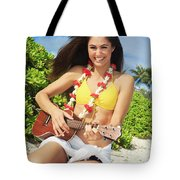 Island Music II Tote Bag