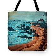 Island Of Dreams Tote Bag
