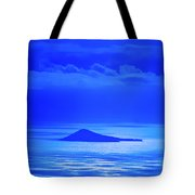 Island Of Yesterday Tote Bag by Christi Kraft