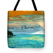 Island Passage Tote Bag