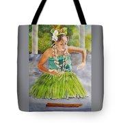 Island Rhythms Tote Bag