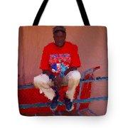 Islander Redd Tote Bag