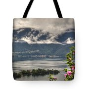 Islands And Flowers Tote Bag