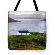 Isle Of Skye Cottage Tote Bag