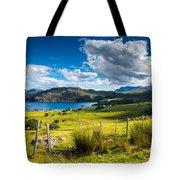 Isle Of Skye In Scotland Tote Bag