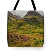Isle Of Skye Tote Bag