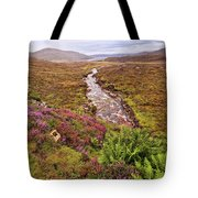 Isle Of Skye Scotland Tote Bag