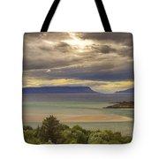 Isles Of Eigg And Rum Tote Bag