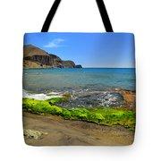 Isleta Del Moro Beach Tote Bag