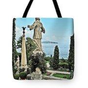 Isola Bella And Lake Maggiore Tote Bag