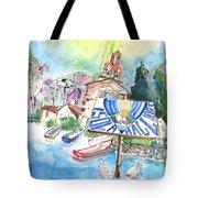 Isola Maggiore In Italy 01 Tote Bag