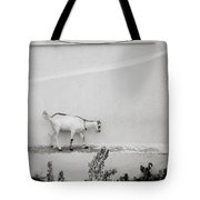 The Surreal Goat Tote Bag