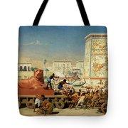 Israel In Egypt, 1867 Tote Bag