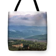 Israel Latron Monastery And Winery Tote Bag