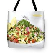 Israeli Salad  Tote Bag