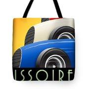 Issoire France Grand Prix Historique Tote Bag