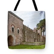 Istanbul City Wall 04 Tote Bag