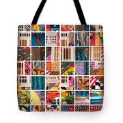 Istanbul Colour 09 Tote Bag