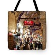 Istanbul Grand Bazaar 09 Tote Bag