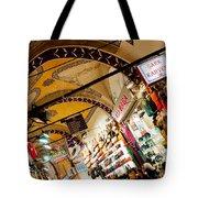 Istanbul Grand Bazaar 11 Tote Bag