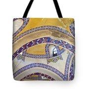 Istanbul Grand Bazaar Interior Tote Bag