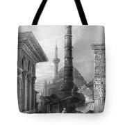 Istanbul: Porphyry Column Tote Bag