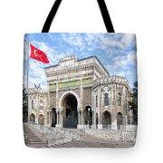 Istanbul University 03 Tote Bag