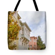 Istanbul Wooden Houses 01 Tote Bag