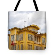 Istanbul Wooden Houses 04 Tote Bag