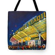 Isu - Jack Trice Stadium Tote Bag