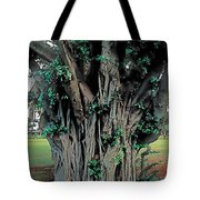 It Begins Where It Ends Tote Bag