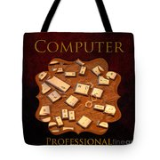 It Computer Professional  Tote Bag