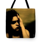It Hurts Because It Matters Tote Bag