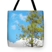 It Is A New Day Tote Bag