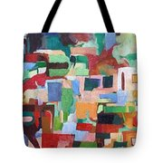 It Is Fitting To Feel The Pain Of Others Tote Bag